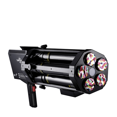 R-7 Confetti Machine